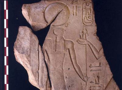 Hallada la fortaleza de Tharu, guardiana de Egipto