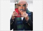 Connery rinde homenaje a Escocia en un libro autobiográfico