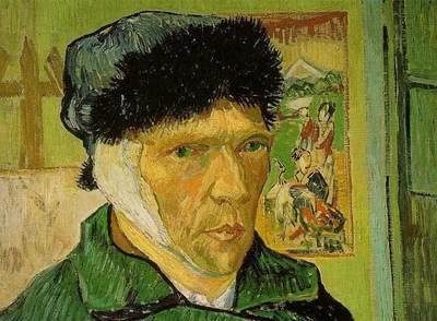 La oreja de Van Gogh la cortó Gauguin