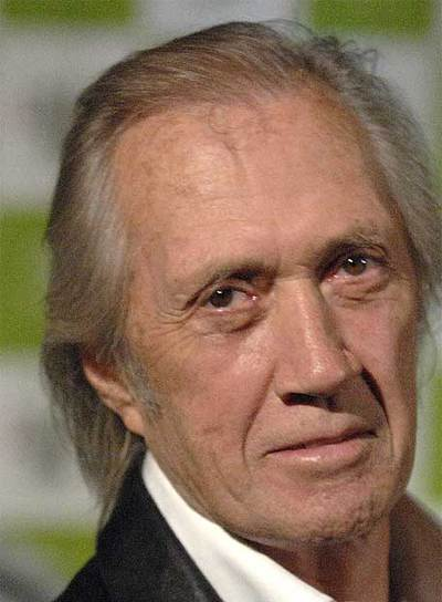 David Carradine, encontrado muerto en Bangkok