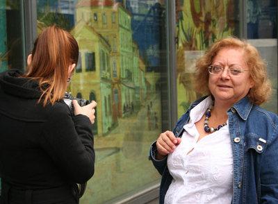 Cristina García Rodero en una imagen reciente