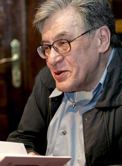 José Emilio Pacheco en una foto de archivo