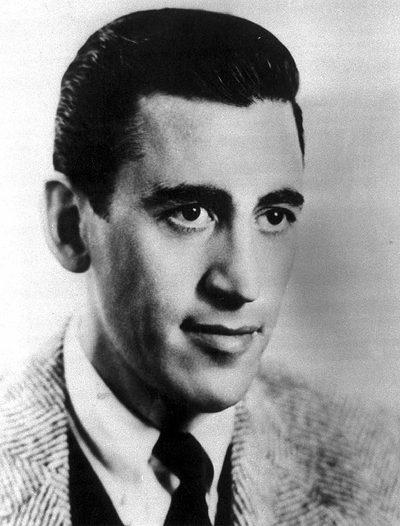 J.D. Salinger, autor de  El guardián entre el centeno , en una imagen de juventu