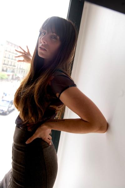 Mala Rodríguez en la rueda de prensa de Cultura Urbana