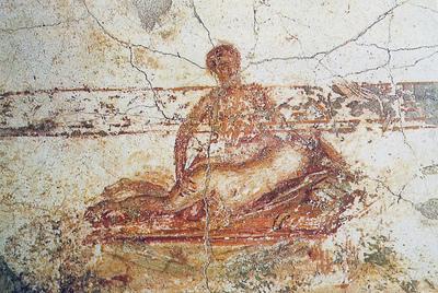 FOTOGALERIA: Frescos en Pompeya