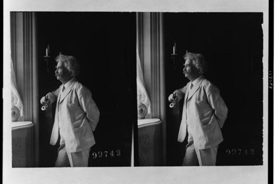 Mark Twain: El bloguero del siglo XIX