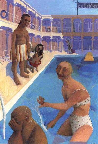 FOTOGALERIA: Un día en la piscina