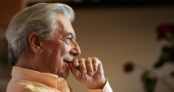 Mario Vargas Llosa, Premio Nobel de Literatura 2010, en una fotografía datada en 2006.