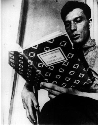 Boris Pasternak, escritor ruso.