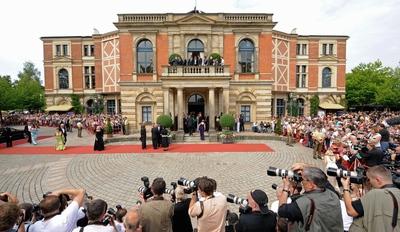 El Festival de Bayreuth se instalará en Barcelona del 1 al 6 de septiembre septiembre de 2012.