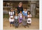 Imágenes contra la pobreza en Latinoamérica