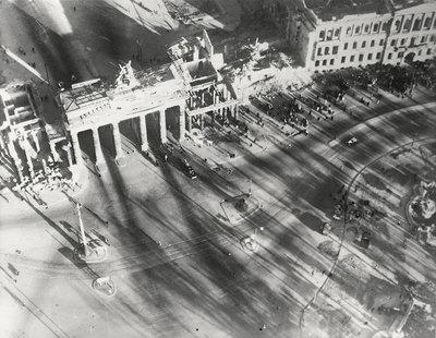 FOTOGALERIA: La Puerta de Brandeburgo