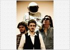 La banda española Stormy Mondays conquista el espacio