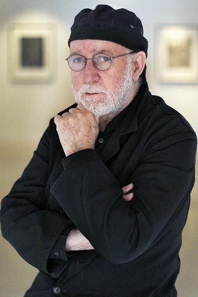 El fotógrafo Albert Watson.