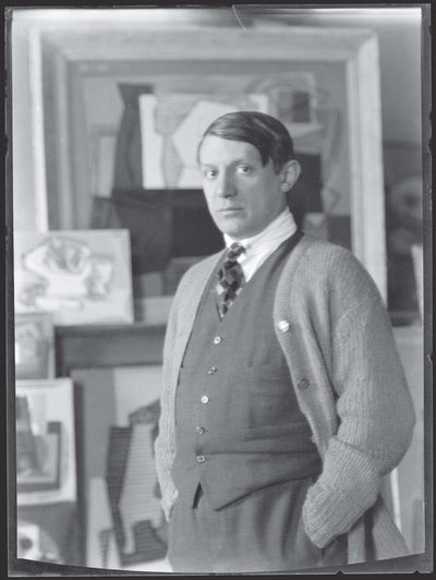 FOTOGALERIA: Pablo Picasso