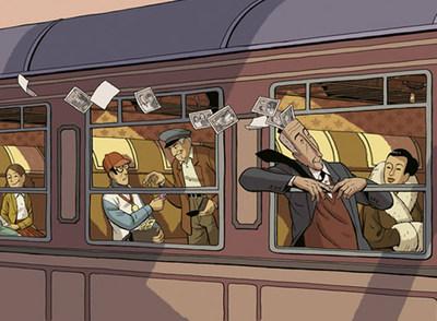 'Arrugas', un cómic excepcional, una película sobresaliente
