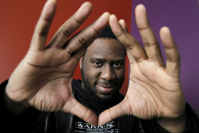 El músico de jazz Robert Glasper