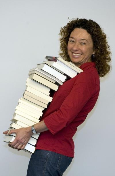 La escritora catalana Maite Carranza.