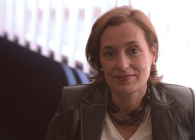 La historiadora Isabel Burdiel, en una foto de archivo.