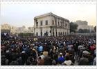 Un incendio durante los disturbios de El Cairo destruye el original de la 'Descripción de Egipto' encargada por Napoleón