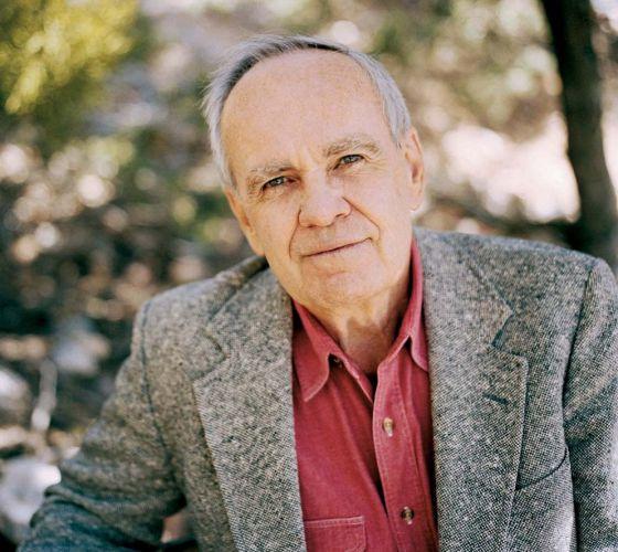 El escritor estadounidense Cormac McCarthy