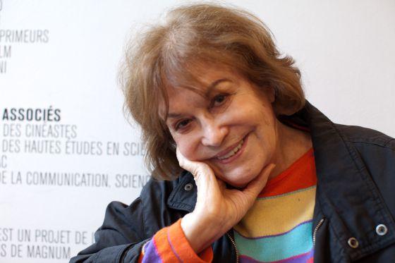 La fotógrafa suiza-brasileña Claudia Andújar.