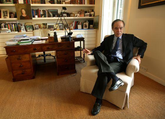 Gregorio Marañón Bertrán de Lis, presidente del patronato del Teatro Real de Madrid, en una imagen de archivo (2007).