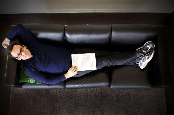 El músico y compositor nominado al Oscar, Alberto Iglesias.