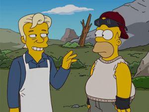 Julian Assange hará un cameo en 'Los Simpson'