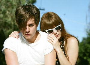 Jonathan Rice y Jenny Lewis