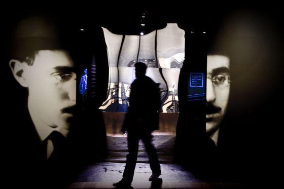 Imagen de la exposición Plural como el Universo, en la Fundación Gulbenkian de Lisboa.