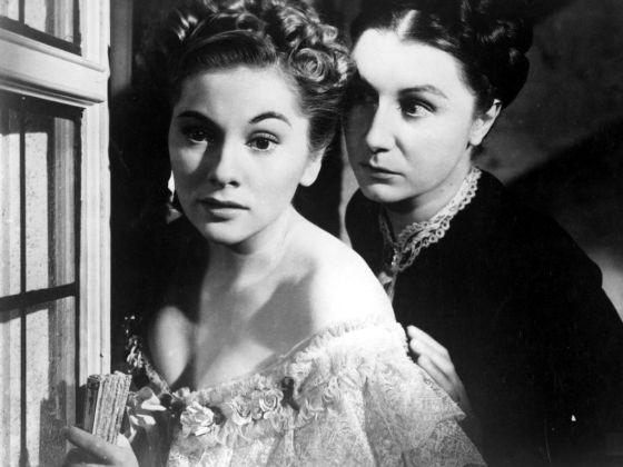 Escena de la película 'Rebecca' (1940), de Alfred Hitchcock.