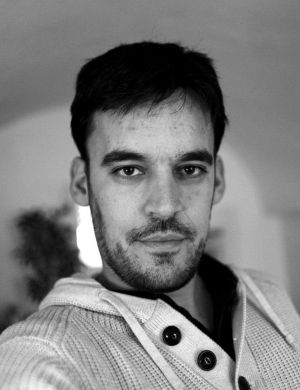 El fotógrafo español Samuel Aranda