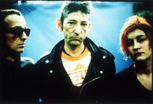 Componentes del grupo de música KLUB