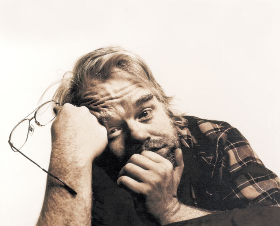 El actor Philip Seymour Hoffman.