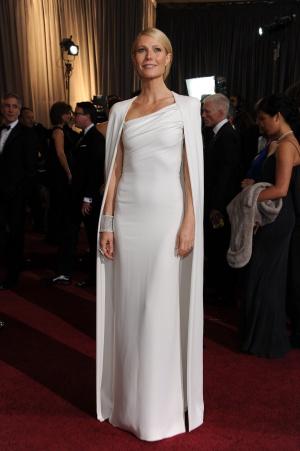 Gwyneth Paltrow, en la alfombra.