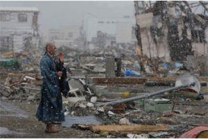 Fotografía de Toru Nakata y Asahi Shimbun de 'Visa pour l'image', en el CCCB