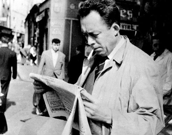 Albert Camus en 1953