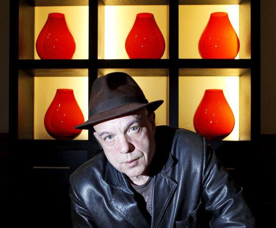 El escritor Jesús Ferrero.