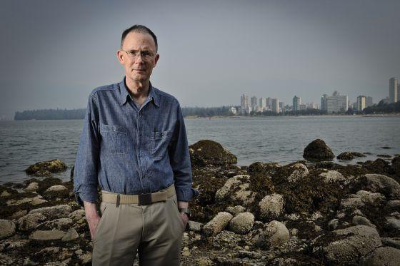 William Gibson, en una imagen de 2010.
