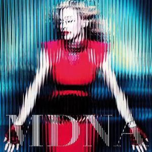 Portada del último disco de Madonna.
