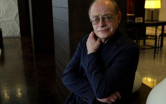 El escritor italiano Antonio Tabucchi, fallecido hoy en Lisboa, en una imagen de 2010.