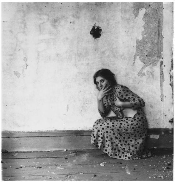 'Providence, Rhode Island, 1976' / FRANCESCA WOODMAN