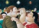 El mito del volumen de Fernando Botero engorda en Latinoamérica