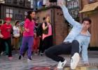 Rock in Rio 2012 baila 'street dance'