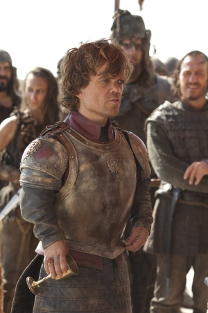 Peter Dinklage como Tyrion.