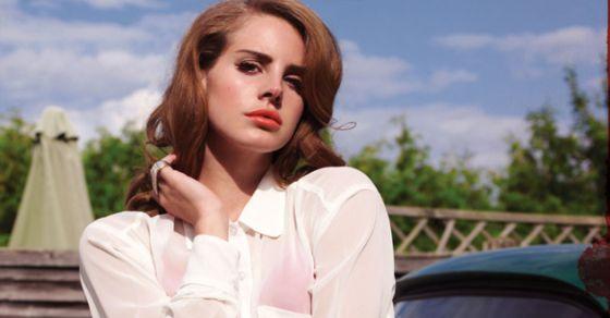 Lana del Rey actúa en Barcelona, en el Sónar.