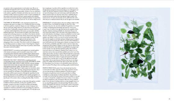 Aspecto de una de las páginas del libro