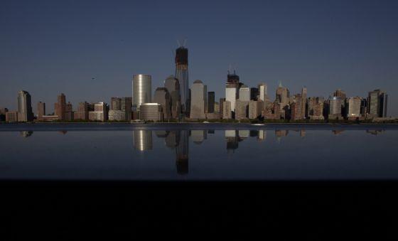El nuevo complejo del World Trade Center, con su edificio 1 en el centro, el más alto de Nueva York.