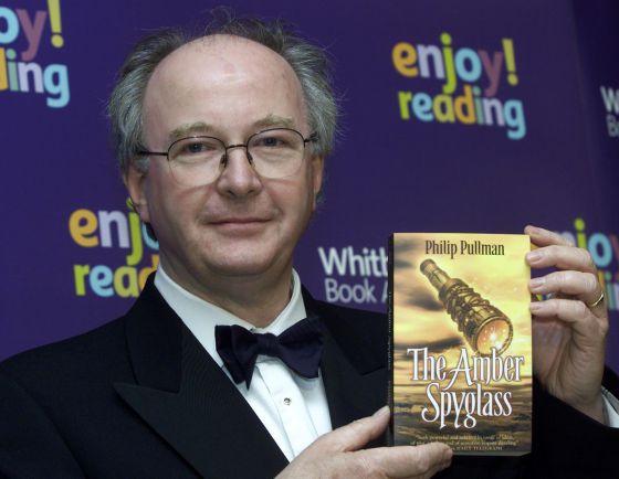 El escritor británico Philip Pullma, en una imagen de 2002.